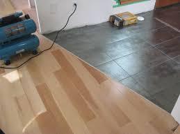 distinctive hardwood floor transition from room to room hardwoods
