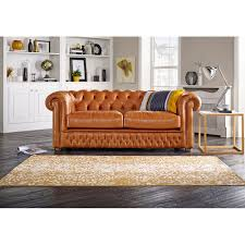 Old Sofa Knightsbridge 3 Seater Sofa In Old English Saddle From Sofas By