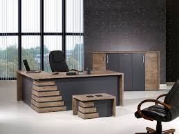 white wood office desk. Contemporary Office Orren Ellis Whitewood Modern 3 Piece L Shaped Desk Office Suite  Wayfair Throughout White Wood