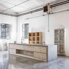Industrial Kitchen Flooring Daily Imprint Interviews On Creative Living Designer Katrin