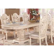antique white wash dining set. build your own french country natural whitewash dining loading white washed set antique wash i