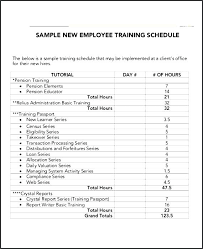 Sample Workout Calendar New Template Sample Of Training Schedule Template
