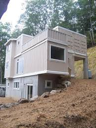 Shipping Container Homes: High Country Green Boxes, DwellBox - Boone, North  Carolina,