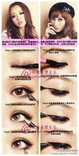 doll tutorial eyes asian makeup on eyes natural ulzzang asian makeup eye makeup