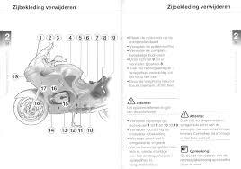 Handleiding Bmw R1150rt Pagina 19 Van 42 Nederlands