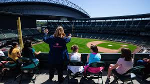 T Mobile Park Tours Seattle Mariners