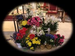 St. John Church 2017 Easter Flower Memorials