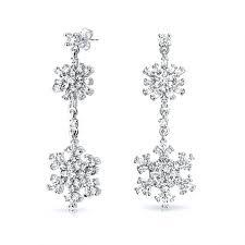 cubic zirconia bridal chandelier earrings long cubic zirconia cubic zirconia chandelier earrings