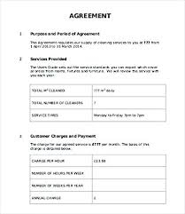 Tech Support Contract Template It Support Contract Template