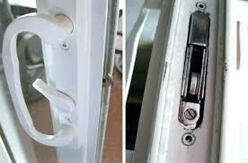 pella patio door lock sliding door handle patio door locks and handles endeavour sliding door lock