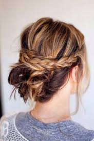 Coiffure Champetre Tresse