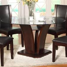 Glass Topped Kitchen Tables Audacious Small Spaces Custom Table
