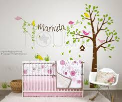 Small Picture Modern Kids Wall Decor Glamorous Design Modern Nursery Wall Decals
