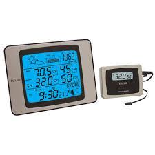 wireless digital indoor outdoor thermometer