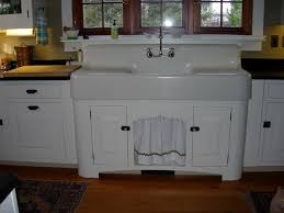 vintage kitchen sink cabinet.  Vintage Vintage Kitchen Sink For Old Farmhouse Wonderful With Drainboard Idea 10 In Cabinet E