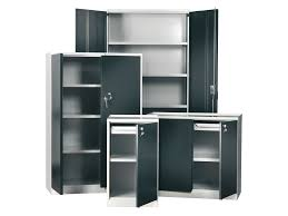 Metal Storage Cabinets With Doors And Shelves 19 with Metal ...