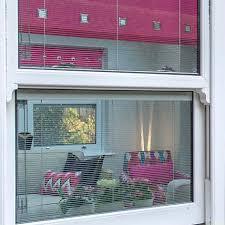 integral blinds for bi folding doors