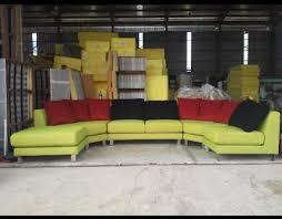 PABRIK SOFA INFORMA IKEA MELANDAS COURTS DAVINCI GENUINE LEATHER SOFA  08119354999  sofa for living room  Pinterest  Genuine leather sofa