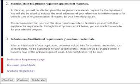 Sample Application Form For Ms At University Of Illinois Chicago