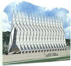 Usafa Cadet Pay Chart Us Air Force Academy Cadet Chapel Colorado Springs Co