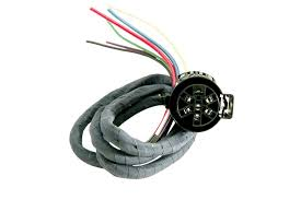 amazon com hopkins 40985 universal multi tow harness connector universal trailer wiring harness diagram amazon com hopkins 40985 universal multi tow harness connector automotive