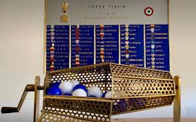 Sorteggiato il calendario della Coppa Italia 2019-20