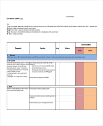 gap analysis template 25 gap analysis template pdf google docs apple pages