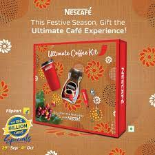 Share your coffee moments with the hashtag #nescafé Added By Nescafeindia Instagram Post Start The Festivities With The Nescafe Ultimate Coffee Kit Itallstartswithanescafe Ultimatecoffeekit Thebigbilliondays Picuki Com