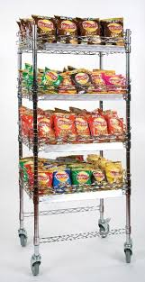 Crisp Display Stand New 32 Tier Crisp Display Stand 32x3257x13200mm From Chinastack
