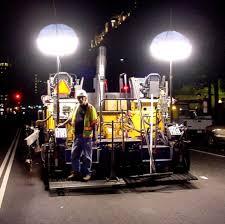 Road Construction Lights How To Create A Lighting Plan For Night Construction