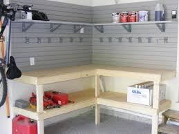 Garage Workbench Design Ideas Build Your Own Garage Workbench Diy Garage Shelving Diy