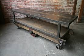 iron industrial furniture. Hudson Goods Blog: Vintage Industrial Furniture » Cast Iron Wheels 2 L