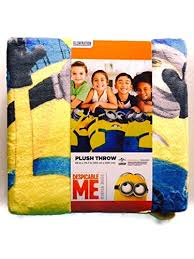 Minion Throw Blanket