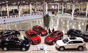 google office in america. Chrysler Jefferson North Assembly Plant With Group. Google Office In America