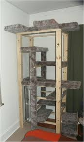 cool diy cat tree diy cat towers are awesome by lazlozian on build a cat tree