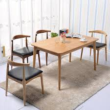 Ikea Dining Room Ideas Magnificent Wood Dining Tables And Chairs Combination Of Contemporary Nordic