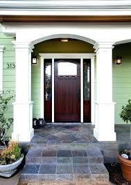 front door styles. Cape Cod Front Door Entry Meets Contemporary Exterior Doors Styles P
