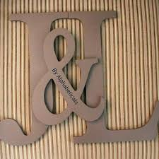 b6676537 stunning wall letter decor wooden letters for wall hanging photo 3 of initial monogram wall