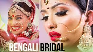 bipasha b wedding makeup bengali bridal makeup indian deshi desi wedding irenesarah you