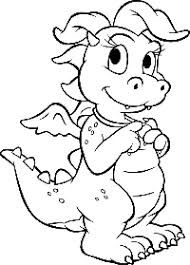 Small Picture Printable 16 Dragon Tales Coloring Pages 10213 Dragon Tales