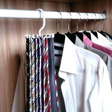 tie racks for closets extraordinary tie racks for closet hanging tie rack holders for closets holder