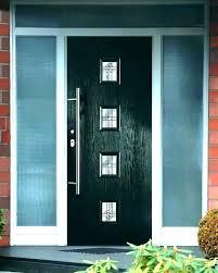 Modern Front Entry Door Hardware Modern Front Door Hardware Modern