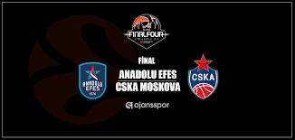 Anadolu Efes CSKA Moskova maçı canlı izle | bein sports 3 şifresiz yayın