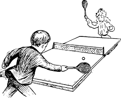 ping pong table clip art. Plain Ping And Ping Pong Table Clip Art