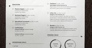 Simple Resume Template Vol3 | Resumes Templates | Pixeden