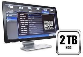 frys com night owl 2tb pre installed security hdd