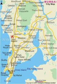 Oc Number Mumbai Chart Mumbai Maps Mumbai India Map