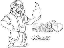 Clash Of Clans Hog Rider Coloring Pages Coloring Pages Abc Kids