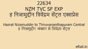 Sf Exp Chart 22634 Nzm Tvc Sf Exp Train Route