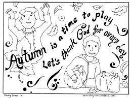 Sunday School Thanksgiving Coloring Pages Thanksgiving Coloring